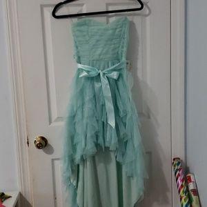 Windsor strapless prom dress